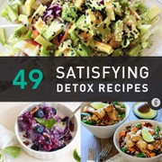 49 detox recipes that actually contain food