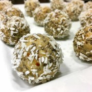 DIY 'Protein Bites': 3 no-bake, portable power snack recipes