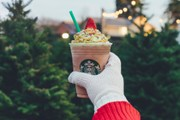 Is Starbucks' new Christmas Tree Frappuccino the ultimate holiday drink or an abomination?