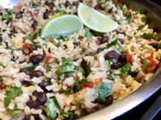 Brown rice and beans: Tastiest way to feed a small army