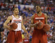 Final Four 2015: Wisconsin ready to face Kentucky (video)