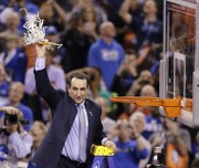 NCAA championship game 2015: Duke's Krzyzewski wins 5th national title