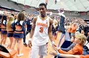 Every season isn't a dream season for Syracuse basketball: 'We didn't get it done'