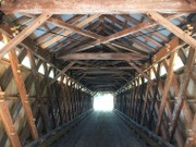 Upstate NY covered bridge receives $2.6M makeover