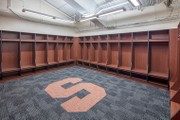 Syracuse University announces Carrier Dome locker room renovation