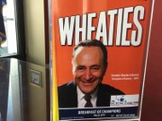 Sen. Chuck Schumer's favorite things: See what's behind his office door