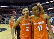 Oshae Brissett made Syracuse basketball history in win over Georgetown