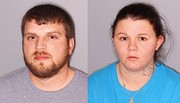 Naked 2-year-old found walking in 'extremely cold weather;' Upstate NY parents charged