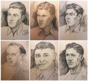 Upstate NY museum seeks to identify WWII soldiers in former SU student's sketches