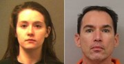 R.I.T. student and her father charged in her mother's murder in Corning