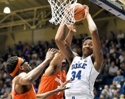 How Duke cleared Wendell Carter to play against Syracuse basketball after Yahoo report