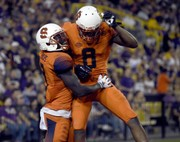 Which former Syracuse football players are attending Pro Day?