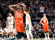 During Syracuse basketball's best moment, Frank Howard briefly had worst moment