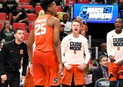 Syracuse basketball coaches look to turn Sweet 16 run into 2019 recruiting wins