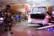 Car plows into classroom at Upstate NY elementary school during off-hours