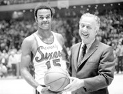 Hal Greer dead: Syracuse Nats basketball legend, 76ers NBA champion dies at 81