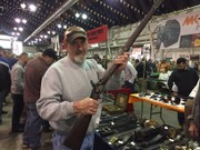 Syracuse Gun Show offering more than 800 exhibits and displays at NYS Fairgrounds