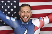 Olympian Chris Mazdzer, Upstate NY native, debuts on 'Dancing with the Stars' Monday