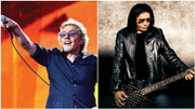 Rock legends Gene Simmons, Roger Daltrey to perform at Turning Stone