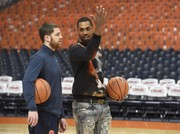 Meet the new member of Boeheim's Army: Former Syracuse forward Kris Joseph