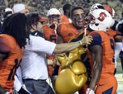 Former Syracuse football CB Juwan Dowels transfers to Western Michigan