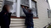 Video: Rochester cops advise ex-boyfriend to break into home; woman answers with a gun