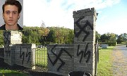 Man gets jail for anti-Semitic vandalism of Jewish cemetery in Upstate NY