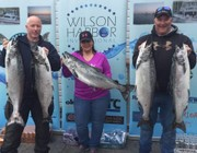 Best year in memory? Lake Ontario spring fishing is 'on fire' (video)