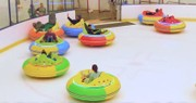 Here's a new way to cool down in Western NY - ice bumper cars