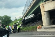 NYS Thruway traffic alert: Eastbound traffic near Utica slowed due to fatal accident