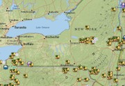 Storms downed dozens of trees in Upstate NY and collapsed a building (chart)