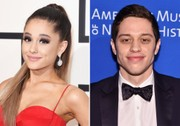 Ariana Grande, Pete Davidson spotted in Upstate NY before he films Syracuse movie