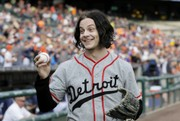 Rocker Jack White's bat enshrined in Baseball Hall of Fame