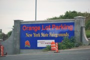 What do you think of the new Orange Lot sign at the NYS Fairgrounds? (Poll)
