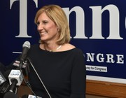 Who is funding Republican Claudia Tenney in NY's 22nd Congressional District?