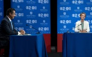 Cuomo, Nixon trade insults, accusations in debate; Cuomo nixes presidential talk