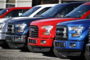 Ford recalls 2 million trucks due to seat-belt fire risk