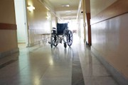 Audit finds rusty wheelchair, dirty equipment in NY nursing homes