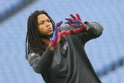 Bills' Kelvin Benjamin on why he didn't run routes with Josh Allen before game