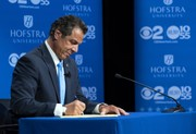 No debate in NY governor's race with less than 3 weeks left