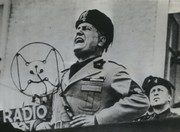 1936: Hundreds of Upstate NY women send their wedding rings to Benito Mussolini