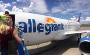 Allegiant to launch nonstop flights from Syracuse to Sarasota, Fla.