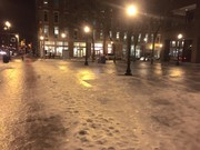 Wet snow, ice from coastal storm could cause power outages in Upstate NY