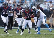 Fantasy football Week 3 sleepers: Chris Polk, Rishard Matthews, Crockett Gillmore, others