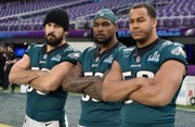 Why Eagles LB Nigel Bradham never wanted to leave, feels 'fortunate' to be back | Takeaways