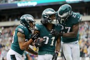 How are the Eagles going to use all their cornerbacks?
