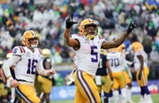 NFL Draft 2018: Will Eagles use first-round pick on a running back? Latest on LSU's Derrius Guice