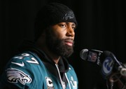 Malcolm Jenkins explains why he won't visit Donald Trump, White House with Eagles