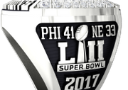 Buy your own Eagles Super Bowl ring: Look at the Super Bowl jewelry on sale | Ranking the coolest items