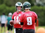 Do Eagles have the best quarterback situation in NFL?